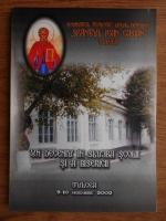 Anticariat: Seminarul Teologic Liceal Ortodox Sfantul Ioan Casian. Un deceniu in slujba scolii si a bisericii