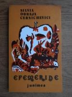 Silvia Obreja Cernichevici - Efemeride