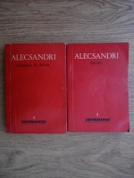 Anticariat: Vasile Alecsandri - Calatorie in Africa. Dridri (2 volume)