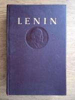 Anticariat: Vladimir Ilici Lenin - Opere (volumul 37)