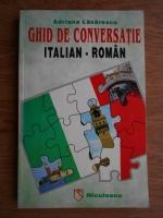 Adriana Lazarescu - Ghid de conversatie italian-roman