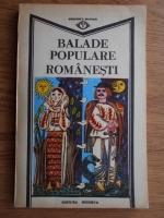 Anticariat: Al. I. Amzulescu - Balade populare romanesti