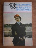 D. H. Lawrence - O doamna incantatoare