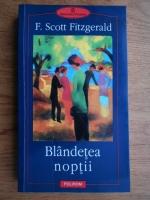 F. Scott Fitzgerald - Blandetea noptii