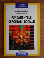 Gary King - Fundamentele cercetarii sociale