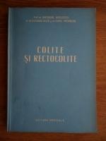 Anticariat: Gheorghe Niculescu - Colite si rectocolite
