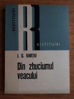 Anticariat: I. G. Baritiu - Din zbuciumul veacului