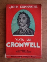 Anticariat: John Drinkwater - Viata lui Cromwell (1939)