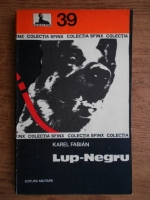 Anticariat: Karel Fabian - Lup-negru