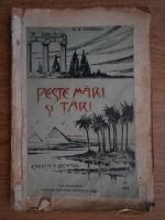 N. M. Condiescu - Peste mari si tari (volumul 1, 1922)