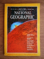 National Geographic. Vol.157, Nr. 1, Ianuarie 1980