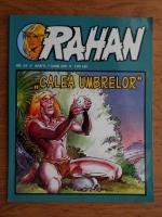 Anticariat: Rahan. Calea umbrelor (nr. 54, iunie 2011)