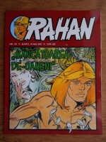 Anticariat: Rahan. Mancatoarea de oameni (nr. 53, marti 2011)