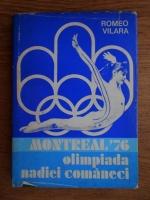 Romeo Vilara - Montreal '76, olimpiada Nadiei Comaneci