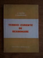S. Crivda, R. Manolescu - Tehnici curente de reanimare