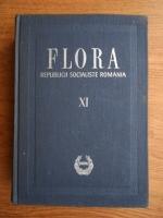 Anticariat: Traian Savulescu - Flora Republicii Populare Romane (volumul 11)