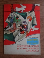 Almanah Enciclopedic 'Contemporanul'. Iarna-Primavara 1987-1988. Neuitatele basme si lumea mirifica a filmului