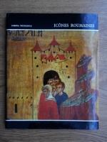 Anticariat: Corina Nicolescu - Icones Roumaines