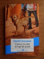 Anticariat: David Grossman - Cineva cu care sa fugi de acasa
