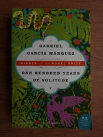 Anticariat: Gabriel Garcia Marquez - One hundred years of solitude