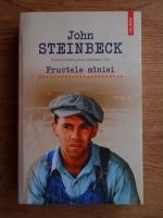 Anticariat: John Steinbeck - Fructele maniei