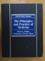 Anticariat: McGehee Harvey - The principles and practice of medicine