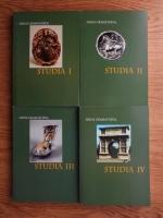 Mihai Gramatopol - Studia (4 volume)