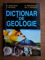 Nicolae Anastasiu - Dictionar de geologie