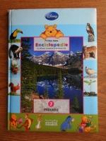 Anticariat: Prima mea enciclopedie cu Winnie Ursuletul si prietenii sai, volumul 7, Padurile