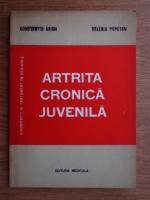 Anticariat: Valeriu Popescu, Constantin Arion - Artrita cronica juvenila