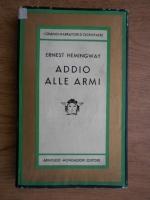 Ernest Hemingway - Addio alle armi