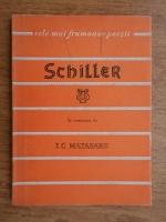 Friedrich Schiller - Poezii