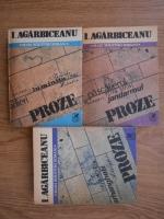 Anticariat: Ion Agarbiceanu - Proze (3 volume)