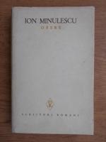 Ion Minulescu - Opere (volumul 2)