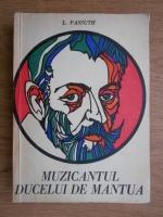 Anticariat: L. Passuth - Muzicantul Ducelui de Mantua