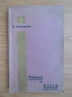 Anticariat: M. Negriseanu - Franturi din astre. Nuvele de groaza (1941)
