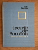 Petre Gastescu - Lacurile din Romania
