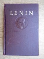 Vladimir Ilici Lenin - Opere (volumul 31)