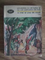 Anticariat: 1001 nopti. Povestea cu Ali Baba si cu cei patruzeci de hoti
