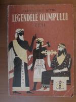 Anticariat: Alexandru Mitru - Legendele Olimpului (Zeii)
