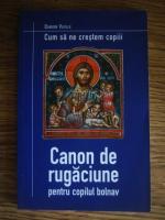 Anticariat: Danion Vasile - Cum sa ne crestem copiii, canon de rugaciune pentru copilul bolnav