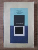 Anticariat: David Hume - Cercetare asupra intelectului omenesc