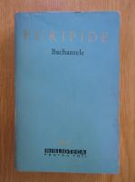 Anticariat: Euripide - Bachantele