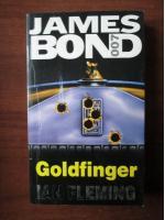 Anticariat: Ian Fleming - Goldfinger (seria James Bond)