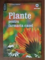 Anticariat: Rosemary Gladstar - Plante pentru farmacia casei