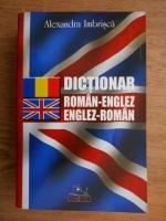 Alexandra Imbrisca - Dictionar roman-englez, englez-roman