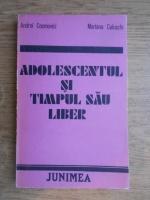 Andrei Cosmovici - Adolescentul si timpul sau liber