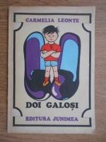 Camelia Leonte - Doi galosi