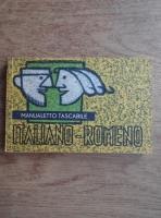 Anticariat: George Lazarescu - Ghid de conversatie italian-roman. Manualeto tascabile italiano-romeno