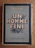 Giovanni Papini - Un homme fini (1942)